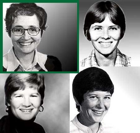 Four Churchwomen